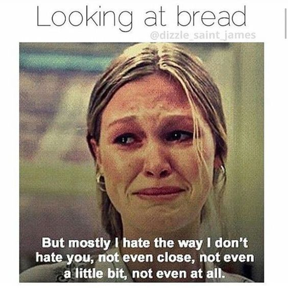 15 Memes For Everyone In A Relationship With Carbs