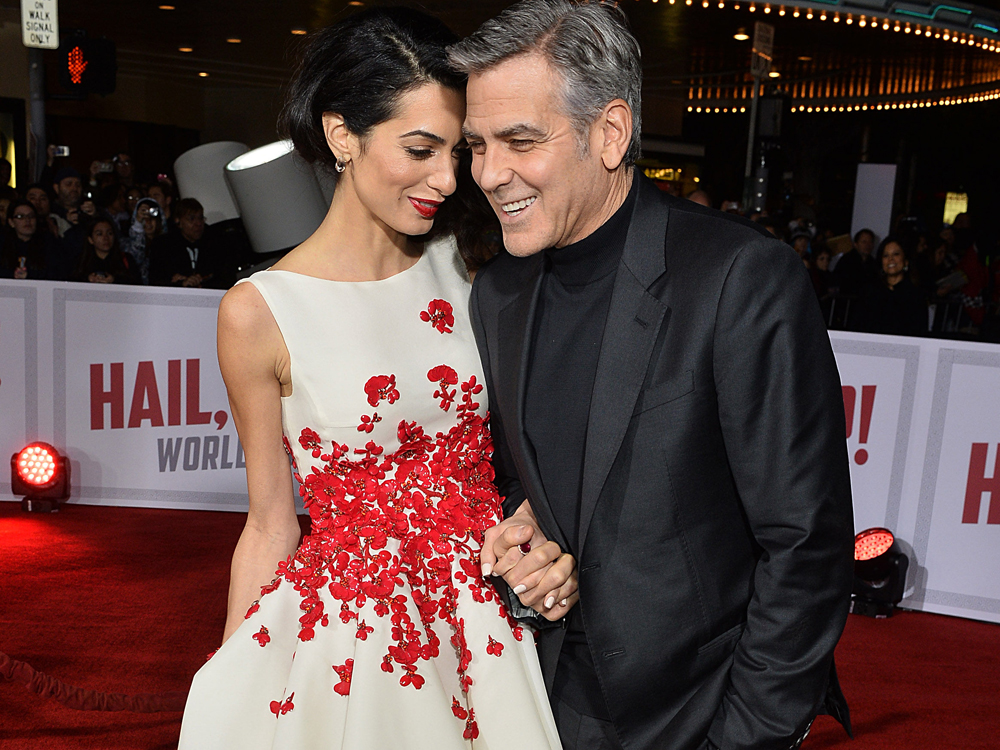 George & Amal Clooney Gave Birth To Twins Today & The ...