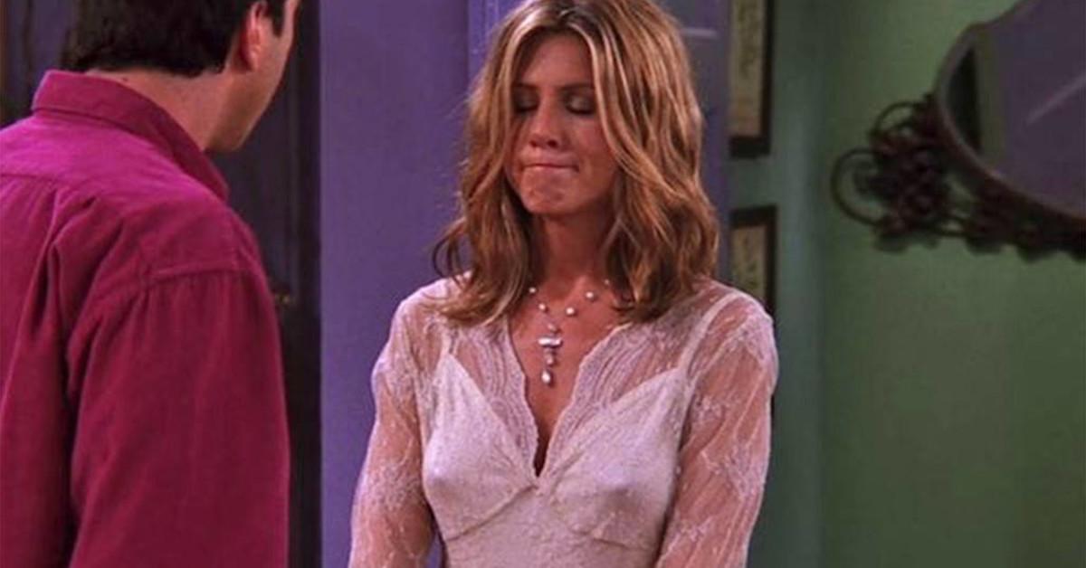 slip Jennifer aniston nipple