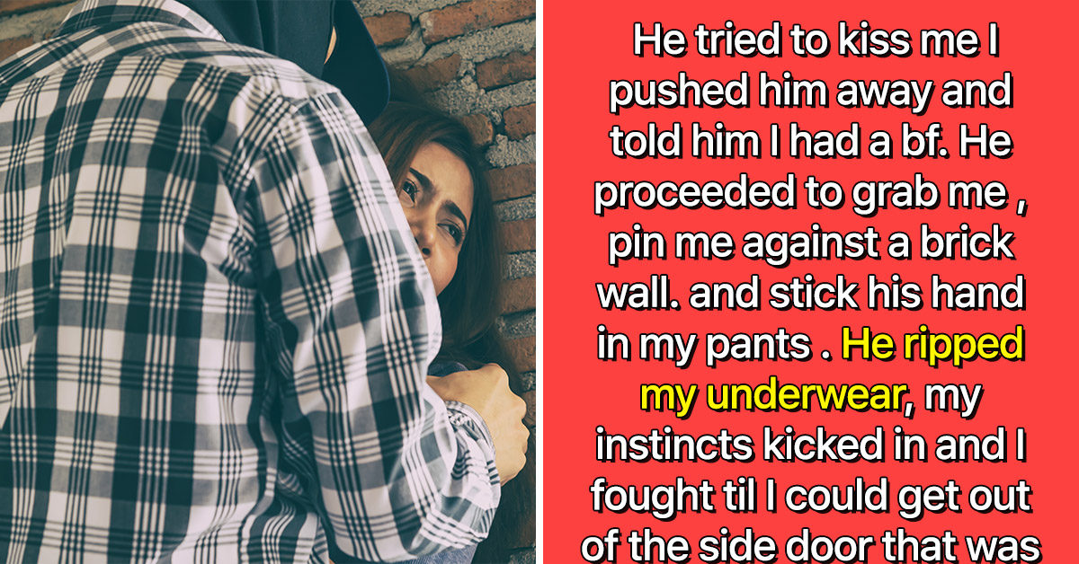 This Girl Went Completely Insane On A Guy Who Politely