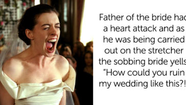 20 Bride & Groom Horror Stories That'll Make You Rethink