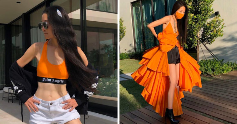 70-Year-Old Vera Wang Makes Waves With Youthful Instagram Photo Shoot