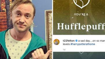 draco malfoy hufflepuff