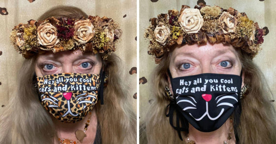 Carole Baskin Is Selling Face Masks To Support Big Cat Rescue