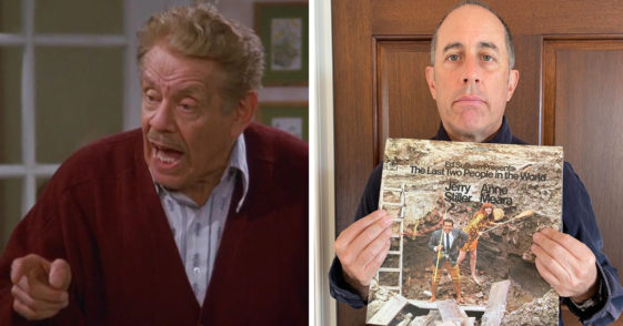 Celebs Share Their Reactions To Jerry Stiller's Death