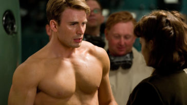 Chris Evans Almost Turned Down Captain America Role Because Of Severe Anxiety