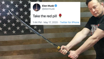 "Grimes' Mom Tells Off Elon Musk For ""Tweeting MRA Bull***"""