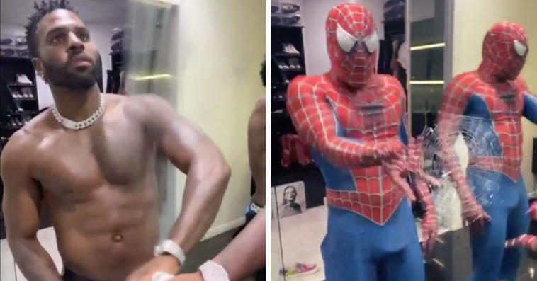 Jason Derulo's Latest TikTok Challenge Reveals His Super Power