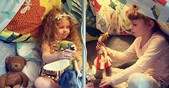 Save Your Children From Quarantine Boredom With These DIY Tent Plans From IKEA