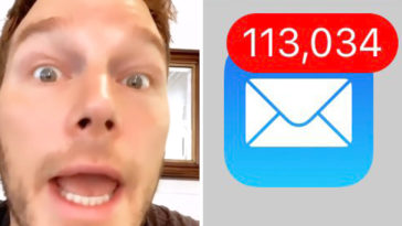 chris pratt emails