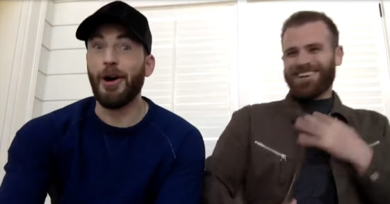 Who Smells Worse, Chris or Scott Evans?