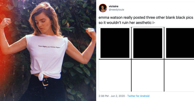 Emma Watson Speaks Out Against Criticism Aimed At Her Activism
